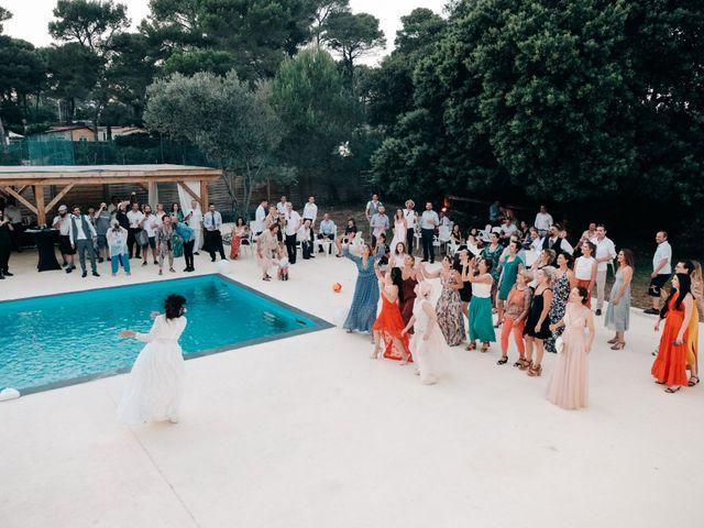 Le mariage de Julien et Christelle à Toulon, Var 68