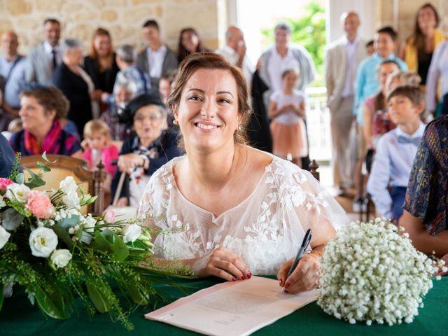 Le mariage de Rémi et Julie à Saint-Gervais, Gironde 28