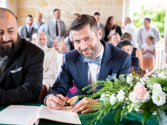 Le mariage de Rémi et Julie à Saint-Gervais, Gironde 29