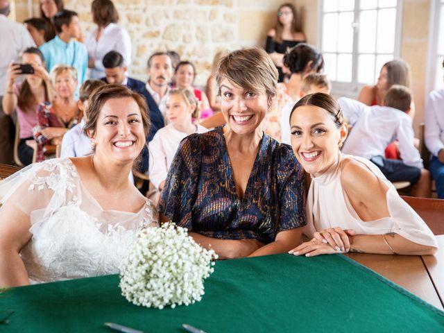 Le mariage de Rémi et Julie à Saint-Gervais, Gironde 30