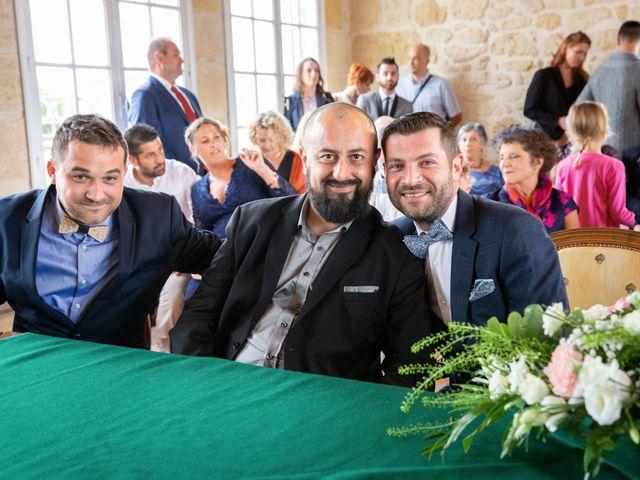 Le mariage de Rémi et Julie à Saint-Gervais, Gironde 31