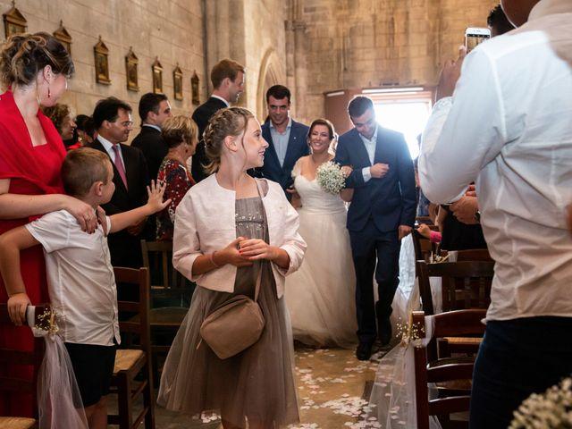 Le mariage de Rémi et Julie à Saint-Gervais, Gironde 35