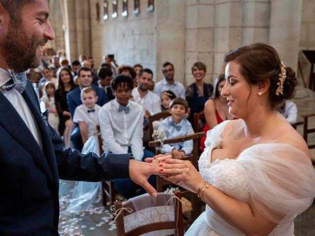 Le mariage de Rémi et Julie à Saint-Gervais, Gironde 38