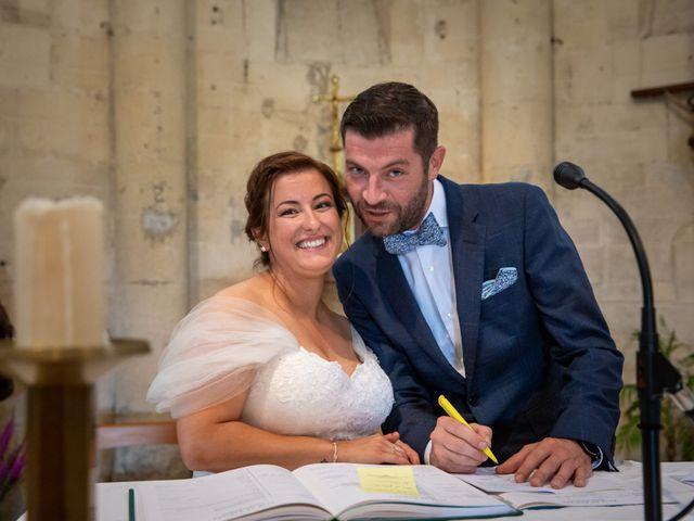 Le mariage de Rémi et Julie à Saint-Gervais, Gironde 39
