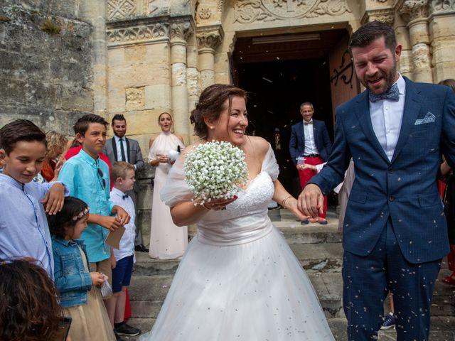 Le mariage de Rémi et Julie à Saint-Gervais, Gironde 42