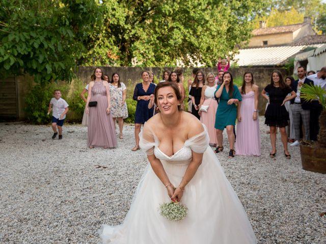 Le mariage de Rémi et Julie à Saint-Gervais, Gironde 54