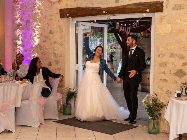 Le mariage de Rémi et Julie à Saint-Gervais, Gironde 61