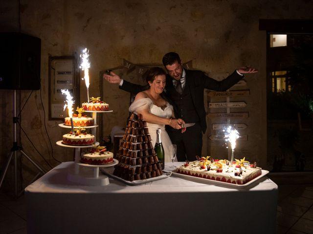 Le mariage de Rémi et Julie à Saint-Gervais, Gironde 64