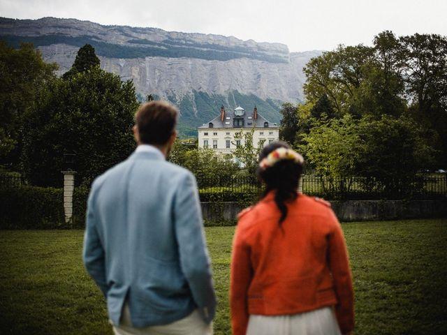 Le mariage de Pierre-Antoine et Marion à Saint-Jean-de-Maurienne, Savoie 7