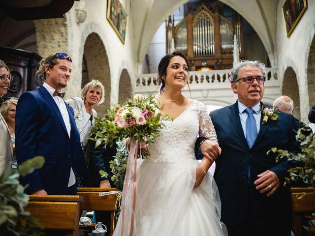 Le mariage de Pierre-Antoine et Marion à Saint-Jean-de-Maurienne, Savoie 73