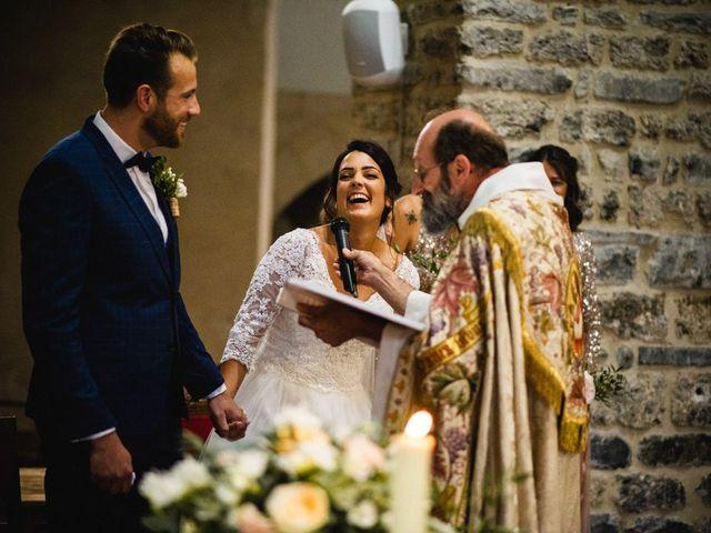 Le mariage de Pierre-Antoine et Marion à Saint-Jean-de-Maurienne, Savoie 81