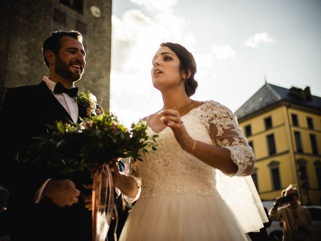 Le mariage de Pierre-Antoine et Marion à Saint-Jean-de-Maurienne, Savoie 98