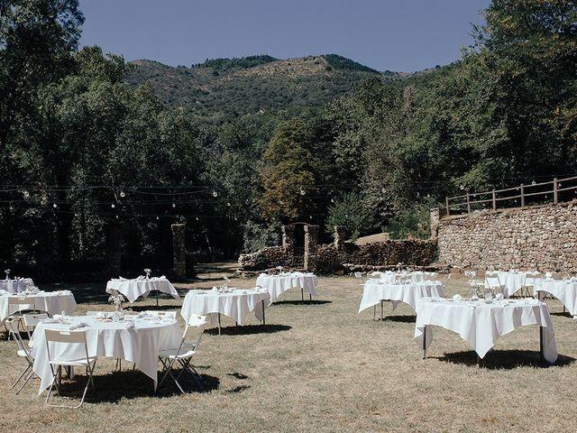Le mariage de Siméon et Emma à Lodève, Hérault 56