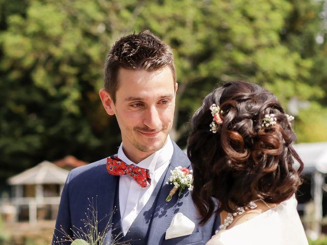 Le mariage de Jean-Charles et Rim à La Chaussaire, Maine et Loire 5