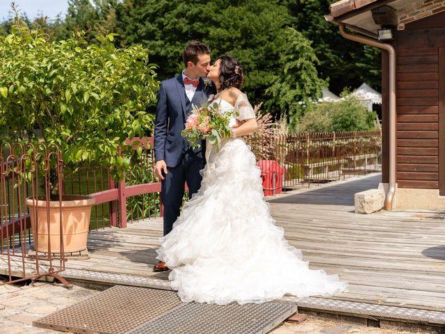 Le mariage de Jean-Charles et Rim à La Chaussaire, Maine et Loire 7