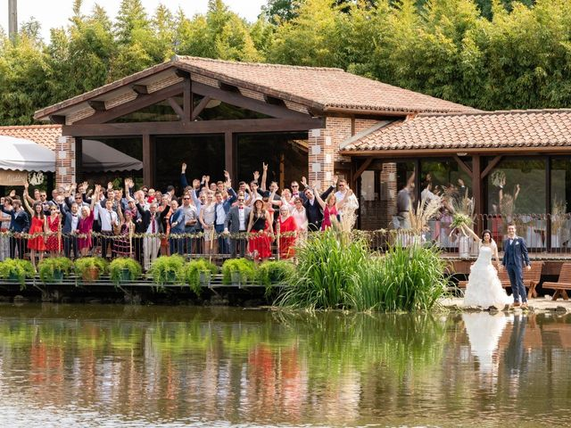 Le mariage de Jean-Charles et Rim à La Chaussaire, Maine et Loire 10