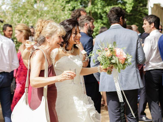 Le mariage de Jean-Charles et Rim à La Chaussaire, Maine et Loire 13