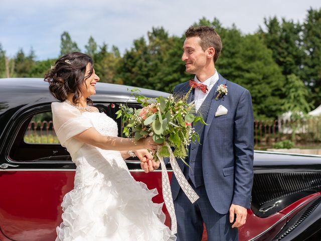 Le mariage de Jean-Charles et Rim à La Chaussaire, Maine et Loire 14