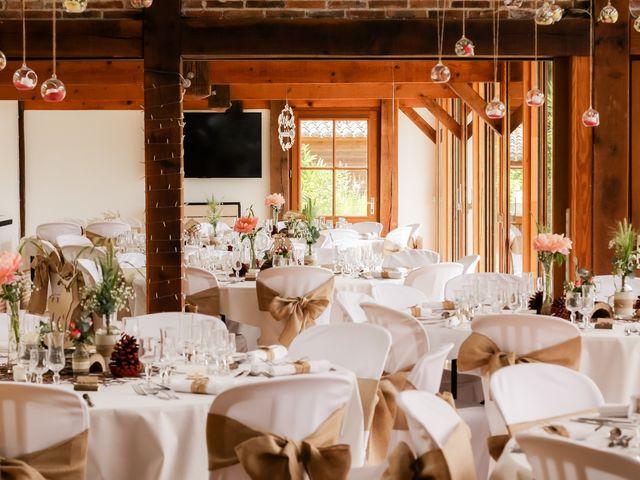 Le mariage de Jean-Charles et Rim à La Chaussaire, Maine et Loire 19