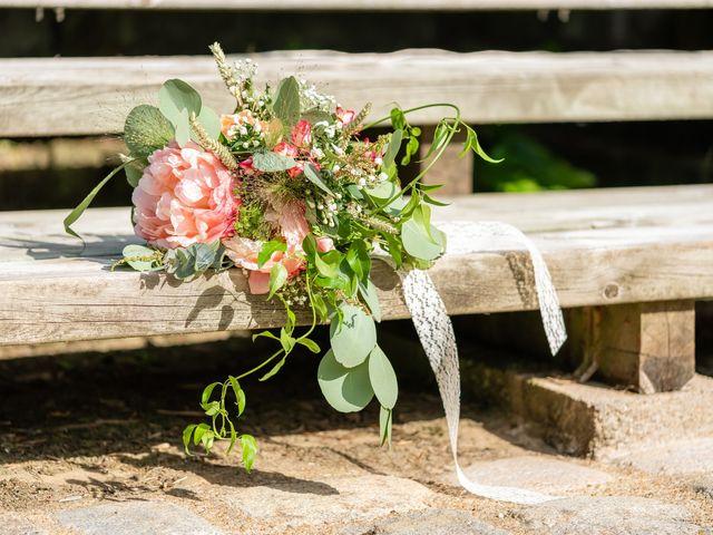 Le mariage de Jean-Charles et Rim à La Chaussaire, Maine et Loire 34