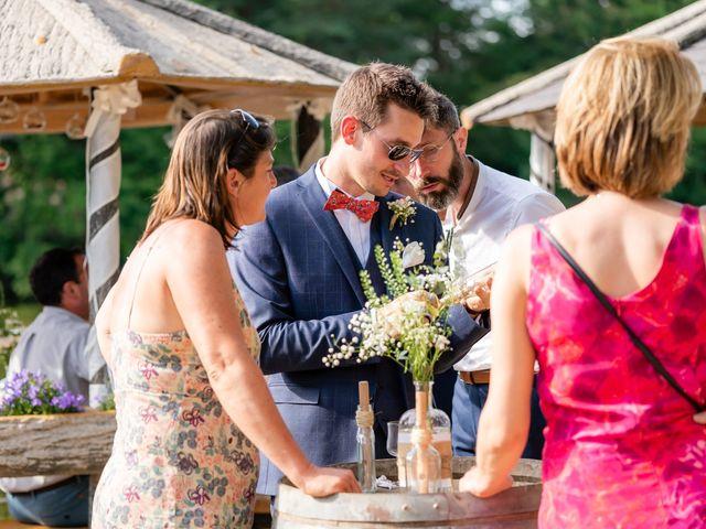 Le mariage de Jean-Charles et Rim à La Chaussaire, Maine et Loire 35