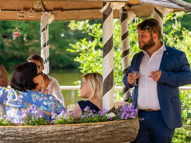 Le mariage de Jean-Charles et Rim à La Chaussaire, Maine et Loire 44