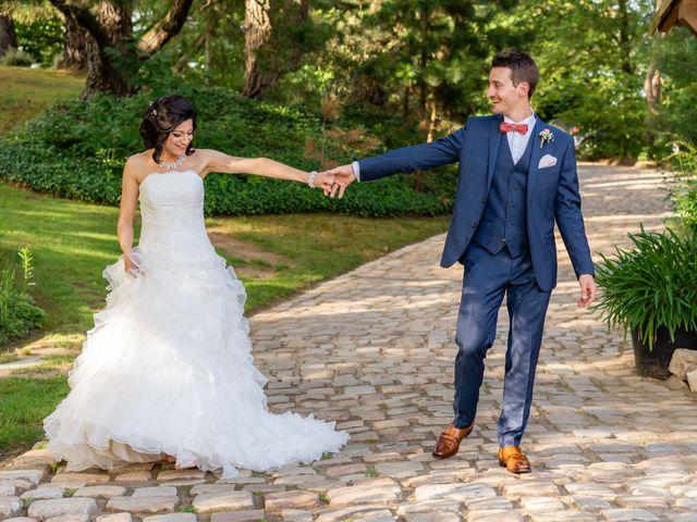 Le mariage de Jean-Charles et Rim à La Chaussaire, Maine et Loire 50