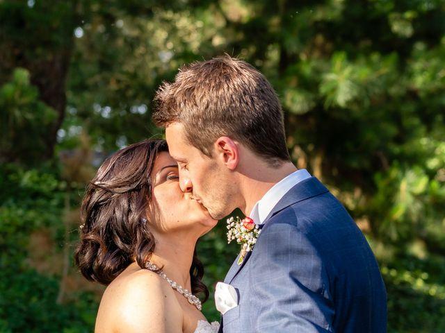 Le mariage de Jean-Charles et Rim à La Chaussaire, Maine et Loire 52