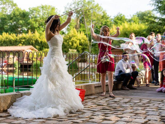 Le mariage de Jean-Charles et Rim à La Chaussaire, Maine et Loire 56