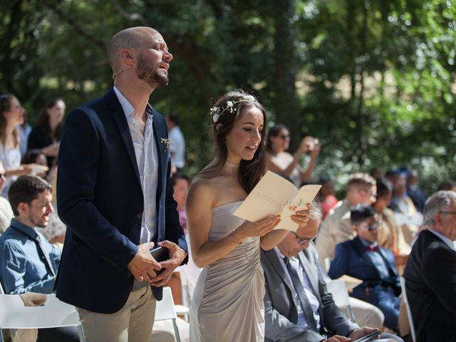 Le mariage de Siméon et Emma à Lodève, Hérault 38