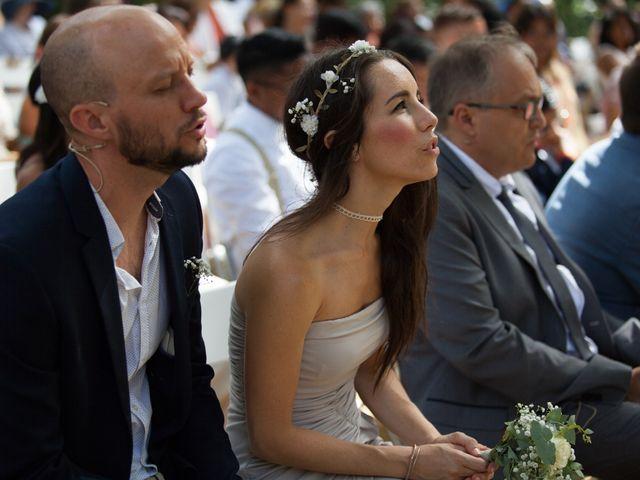 Le mariage de Siméon et Emma à Lodève, Hérault 40
