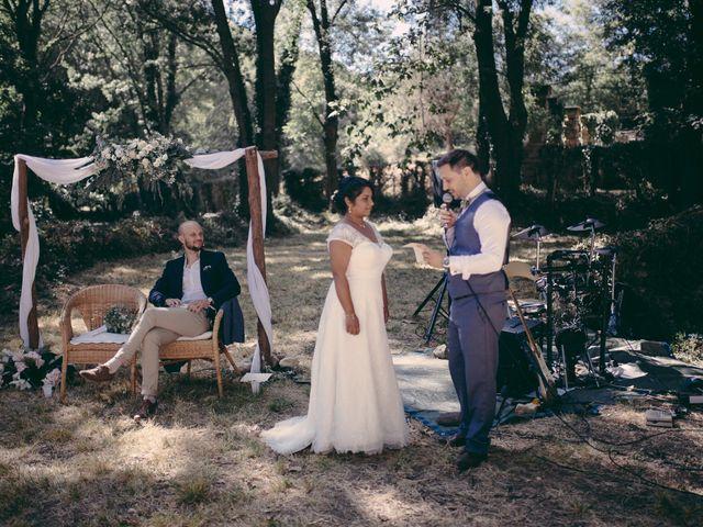 Le mariage de Siméon et Emma à Lodève, Hérault 50