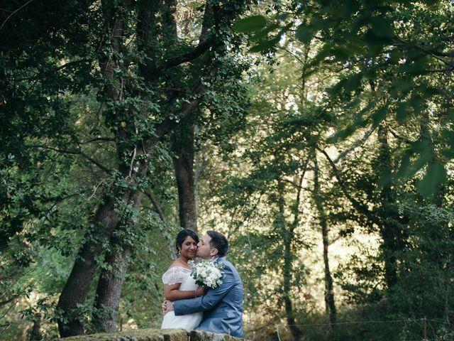 Le mariage de Siméon et Emma à Lodève, Hérault 72