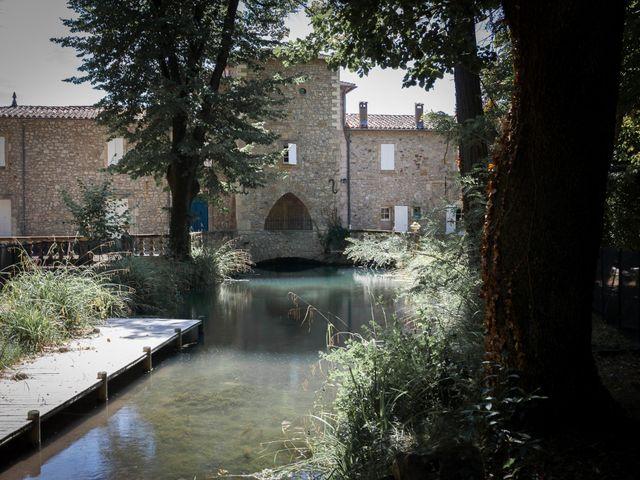 Le mariage de Siméon et Emma à Lodève, Hérault 2