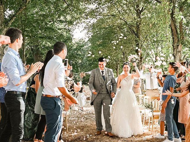 Le mariage de Mohamed-Ali et Alizée à Port-d'Envaux, Charente Maritime 15