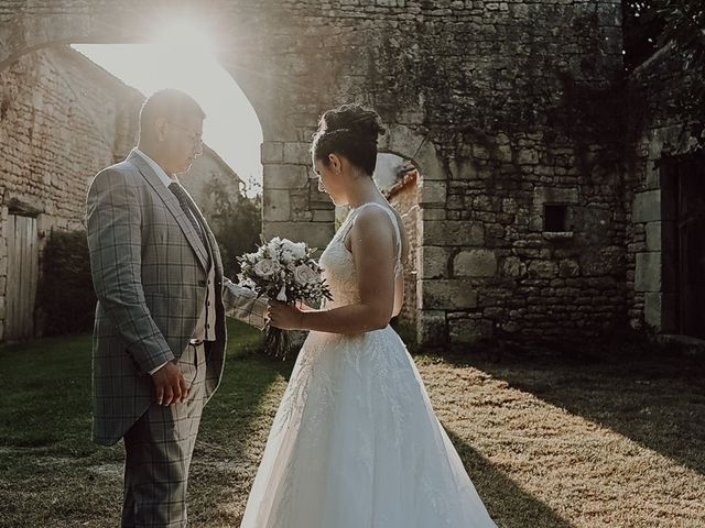 Le mariage de Mohamed-Ali et Alizée à Port-d'Envaux, Charente Maritime 17
