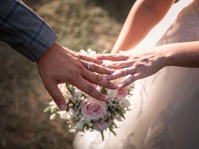 Le mariage de Mohamed-Ali et Alizée à Port-d'Envaux, Charente Maritime 18
