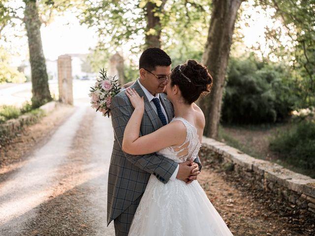 Le mariage de Mohamed-Ali et Alizée à Port-d'Envaux, Charente Maritime 22