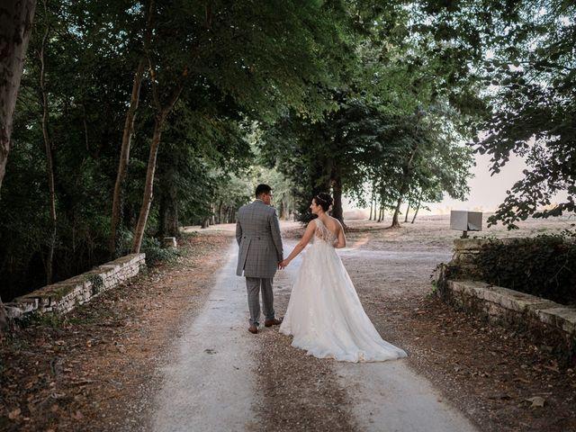 Le mariage de Mohamed-Ali et Alizée à Port-d'Envaux, Charente Maritime 23