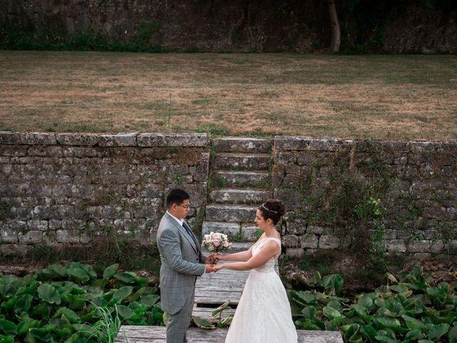 Le mariage de Mohamed-Ali et Alizée à Port-d'Envaux, Charente Maritime 24