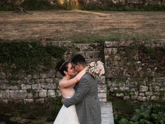 Le mariage de Mohamed-Ali et Alizée à Port-d'Envaux, Charente Maritime 25