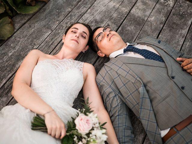 Le mariage de Mohamed-Ali et Alizée à Port-d'Envaux, Charente Maritime 26