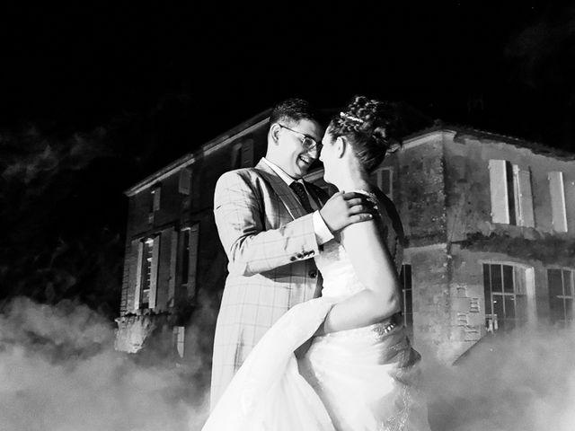 Le mariage de Mohamed-Ali et Alizée à Port-d'Envaux, Charente Maritime 30