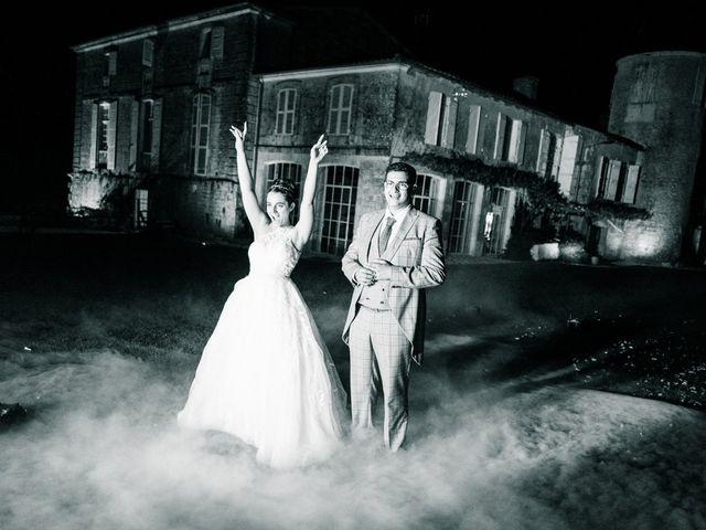 Le mariage de Mohamed-Ali et Alizée à Port-d'Envaux, Charente Maritime 34