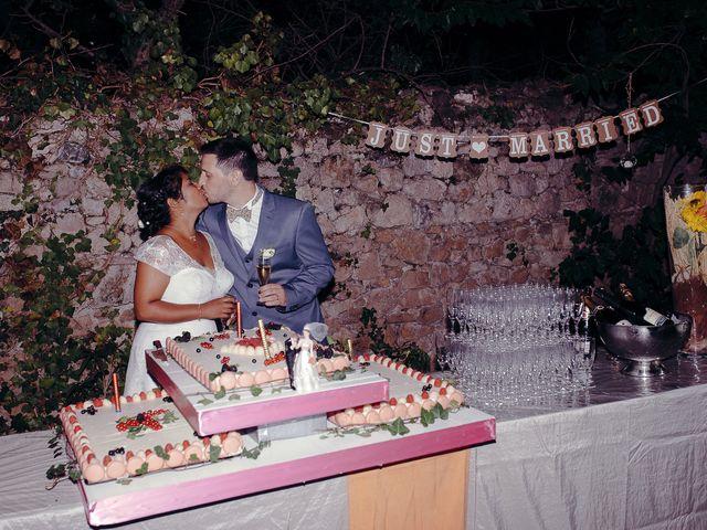 Le mariage de Siméon et Emma à Lodève, Hérault 84