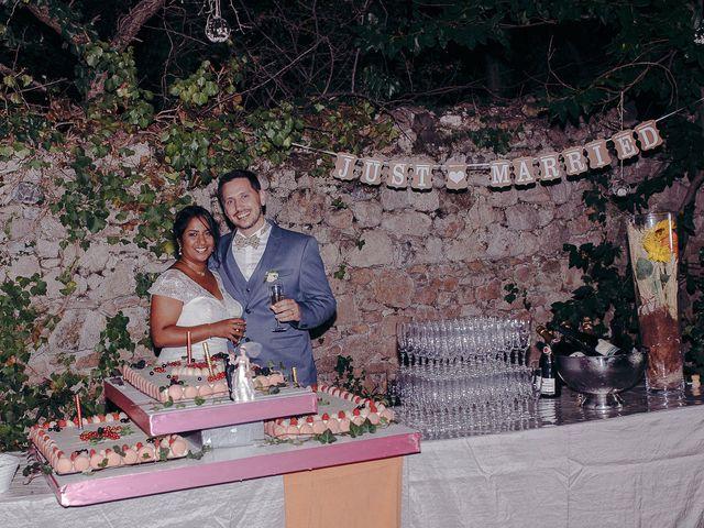 Le mariage de Siméon et Emma à Lodève, Hérault 86
