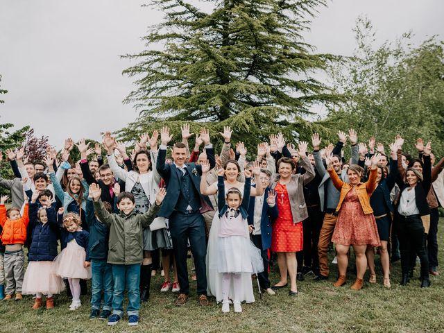 Le mariage de Aurélien et Nadège à Chérac, Charente Maritime 11