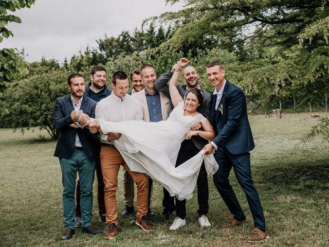 Le mariage de Aurélien et Nadège à Chérac, Charente Maritime 12