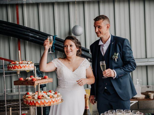 Le mariage de Aurélien et Nadège à Chérac, Charente Maritime 17