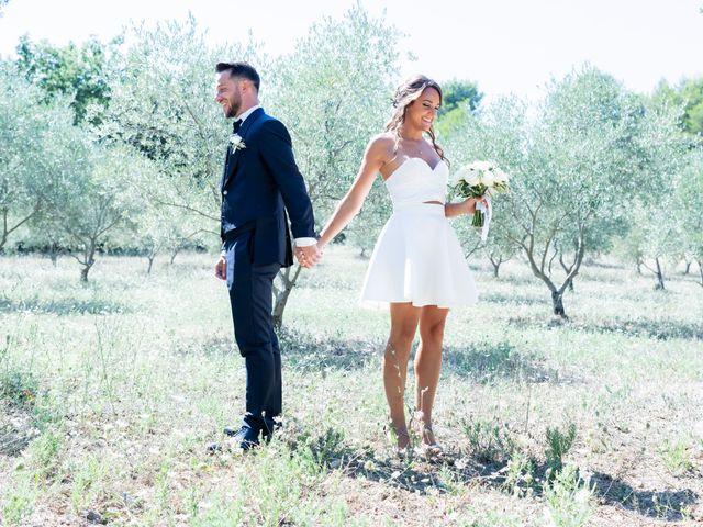 Le mariage de Xavier et Marine à Simiane-Collongue, Bouches-du-Rhône 8